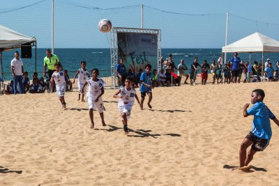 Os  campeonatos de Bodyboarding e de Beach Soccer prometem animar as praias Campista e do Pecado.