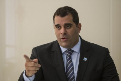Secretário estadual de Desenvolvimento Econômico e Geração de Emprego e Renda, o advogado Lucas Tristão do Carmo