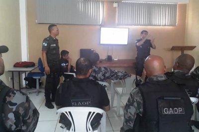 O objetivo foi aproximar as corporações para combater delitos cometidos no município