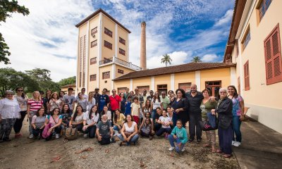 'Lugares de Memória', que integra o Programa de Educação Patrimonial de Macaé