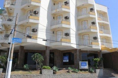 Os contemplados vão morar na Casa do Estudante, no antigo Hotel Colonial, no bairro Imbetiba
