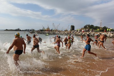 Estão disponíveis 200 vagas. Atletas da faixa etária entre 9 e 15 anos podem participar dos 200 e 400 metros.
