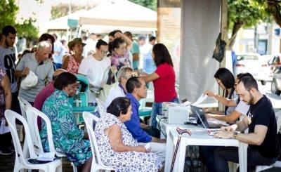 Feira de Saúde oferecerá serviços gratuitos para comunidade.