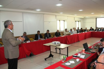 No evento foram discutidas as principais ações para a retomada definitiva do setor
