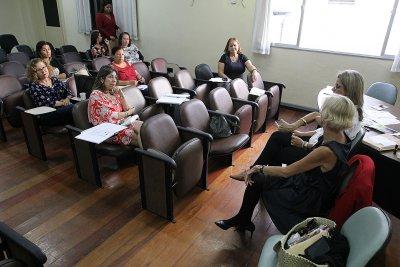 Todos os encontros são realizados no auditório do Centro Administrativo Luiz Osório, de 9h às 12h