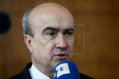 O secretário-geral da OEI, Mariano Jabonero. EFE/Marcelo Chello