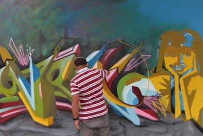O grafite tem importante papel artístico, pedagógico, crítico e está engajado às questões sociais