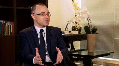 André Luiz Mendonça é o entrevistado do programa Impressões - Divulgação/TV Brasil
