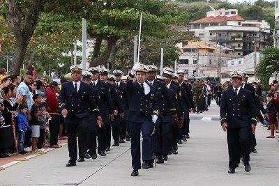 O evento foi organizado pelo Forte Marechal Hermes, em parceria com a Prefeitura de Macaé