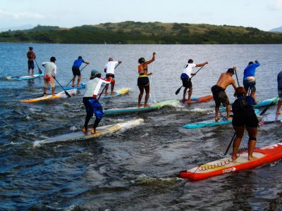 O evento terá início na Lagoa de Imboassica, no sábado (21), às 8h30
