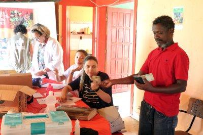 O programa Consultório de Rua funciona na Rua Visconde de Quissamã, 482, Centro, de segunda-feira a sexta-feira