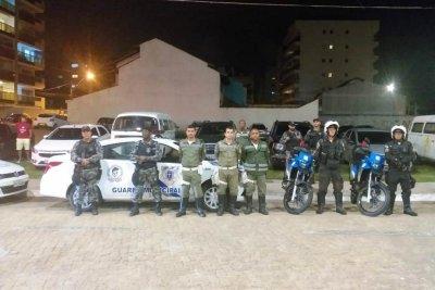 A Secretaria  de Ordem Pública iniciou, no último final de semana, as ações conjuntas com a Polícia Militar e Secretaria de Mobilidade Urbana