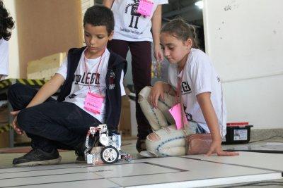 Robótica disputará etapa nacional em São Paulo