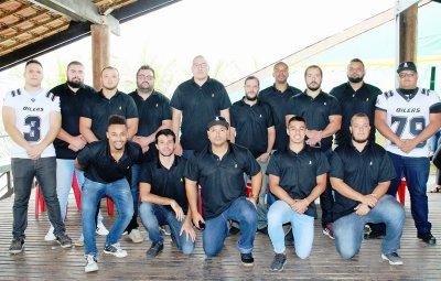 A apresentação aconteceu no Quiosque Pôr do Sol, na Lagoa de Imboassica, em Macaé
