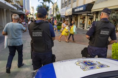Ordem Pública reforça patrulhamento no Centro da cidade