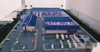 Lançamento das futuras instalações do empreendimento será nos dias 07 e 08 de fevereiro