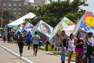 Essa pedalada ocorrerá no domingo (26), às 9h, com saída dos ciclistas da Praia Campista