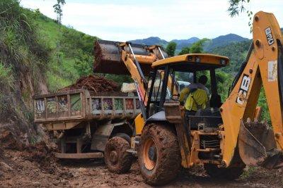 Ação faz parte da mobilização para auxiliar na recuperação rural dos municípios atingidos pelas chuvas