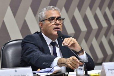 Deputado Christino Aureo, relator da MP que cria o Contrato de Trabalho Verde e Amarelo