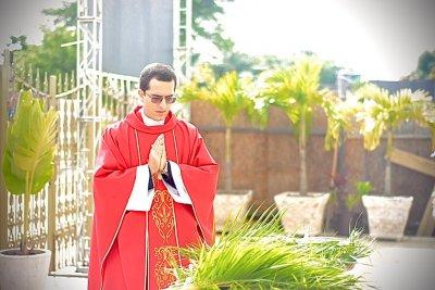 Diariamente por mais de 1.000 pessoas que acompanharam a programação da Paróquia Santo Antônio através das redes sociais