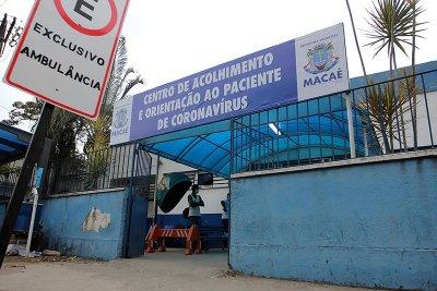 Os bairros com mais casos notificados de Covid-19 são Parque Aeroporto, Bairro da Glória, Lagomar e Riviera Fluminense