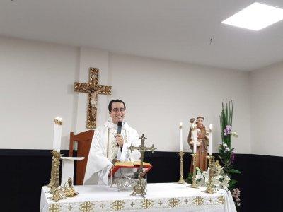 A Solenidade de Corpus Christi coincidiu com o penúltimo dia da trezena