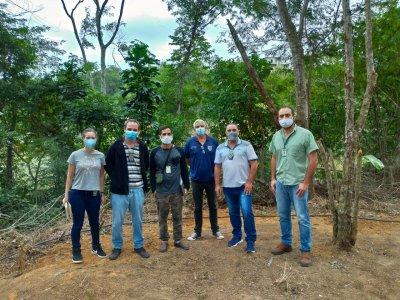 """É o poder público atuando de maneira integrada em prol da preservação do meio ambiente"""", destaca Moura"""
