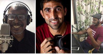 Sílvio Campos, Raphael Bózeo e Luiz Felipe Ferreira acreditam que plataforma tende a crescer