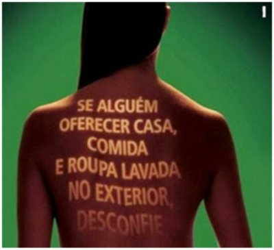Mulheres e crianças são as maiores vítimas do tráfico neste período de coronavírus
