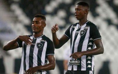 Botafogo vem de classificação na Copa do Brasil diante do Vasco - Vítor Silva/Botafogo