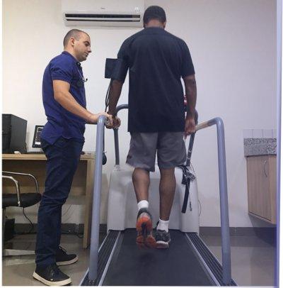 Eduardo Machado de Souza atua na reabilitação cardiopulmonar e metabólica dos pacientes pós Covid-19