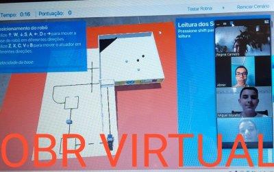 A programação virtual foi encerrada nesta sexta-feira (23)