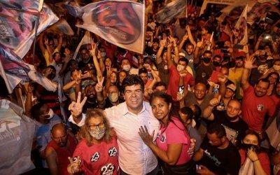 Welberth Rezende tem 45 anos, é casado, e está em seu primeiro mandato como deputado estadual