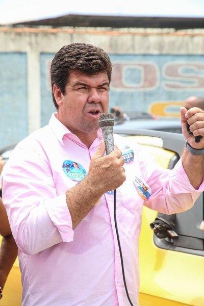 Welbert Rezende venceu eleição disputada voto a voto