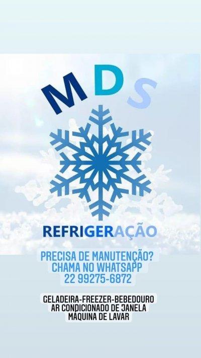 Manutenção em Geladeira, Freezer, Bebedouro, Ar condicionado